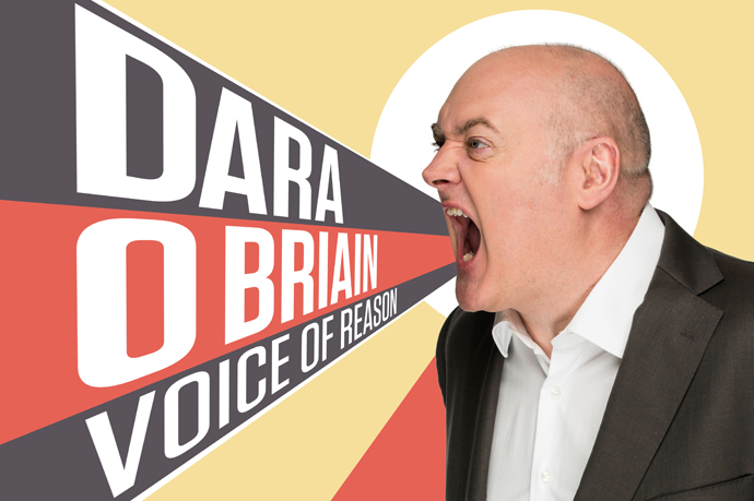 Dara O Briain voor twee shows naar Carré