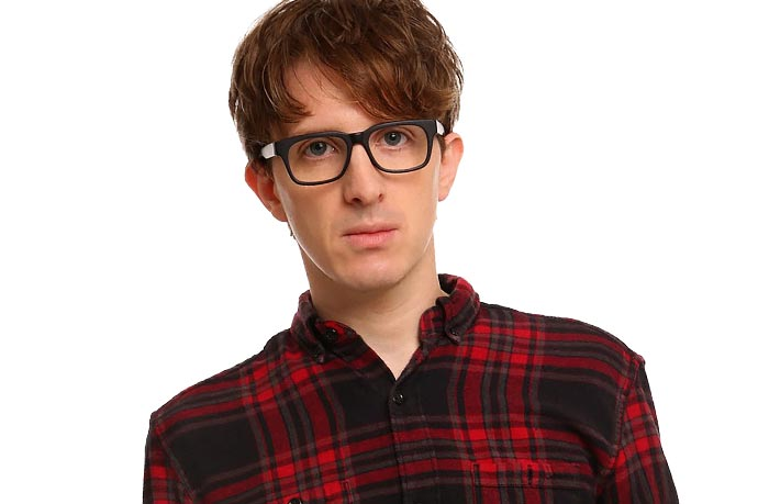 Tech comedian James Veitch is coming to Amsterdam