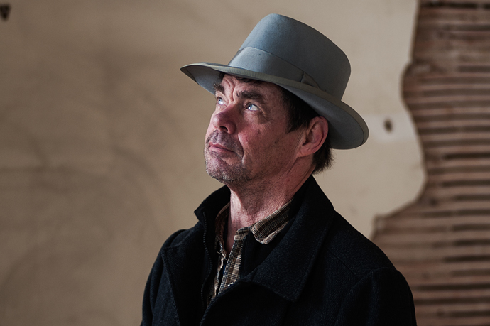 Rich Hall op 19 februari in Boom Chicago