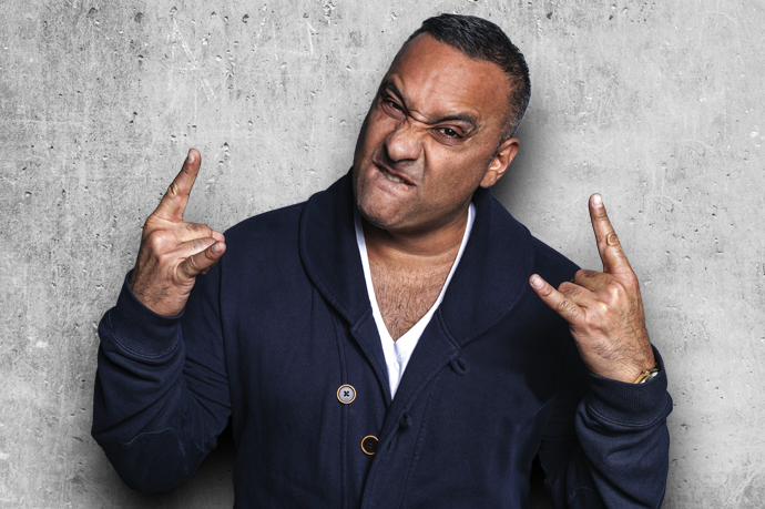 Russell Peters op 30 april in Ziggo Dome