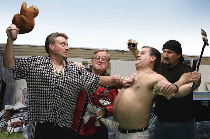 Trailer Park Boys op 22 september in RAI Theater