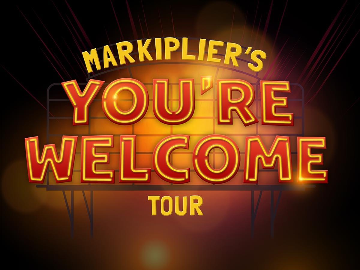 Markiplier naar Nederland voor twee shows