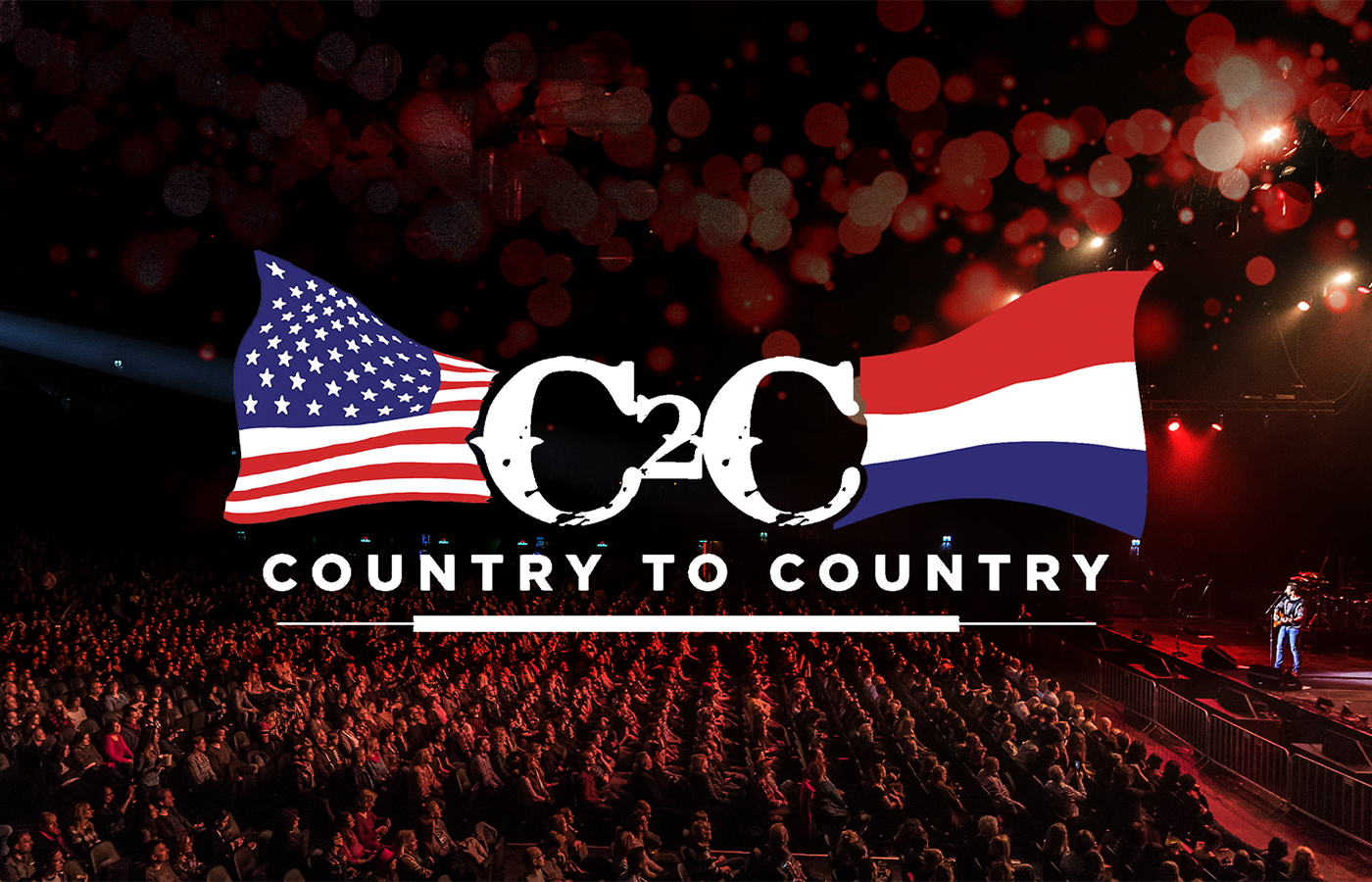 Country to Country in 2020 twee dagen in AFAS Live
