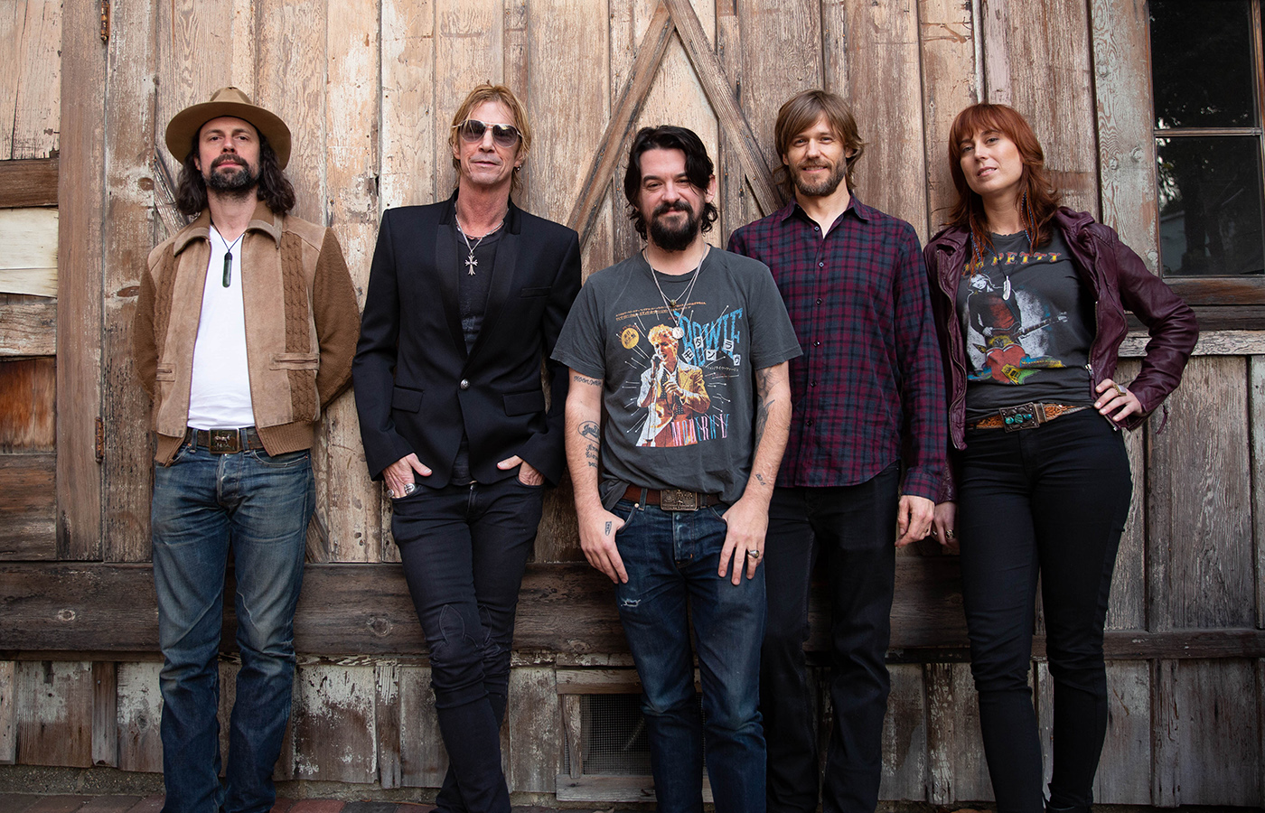 Duff McKagan ft Shooter Jennings
