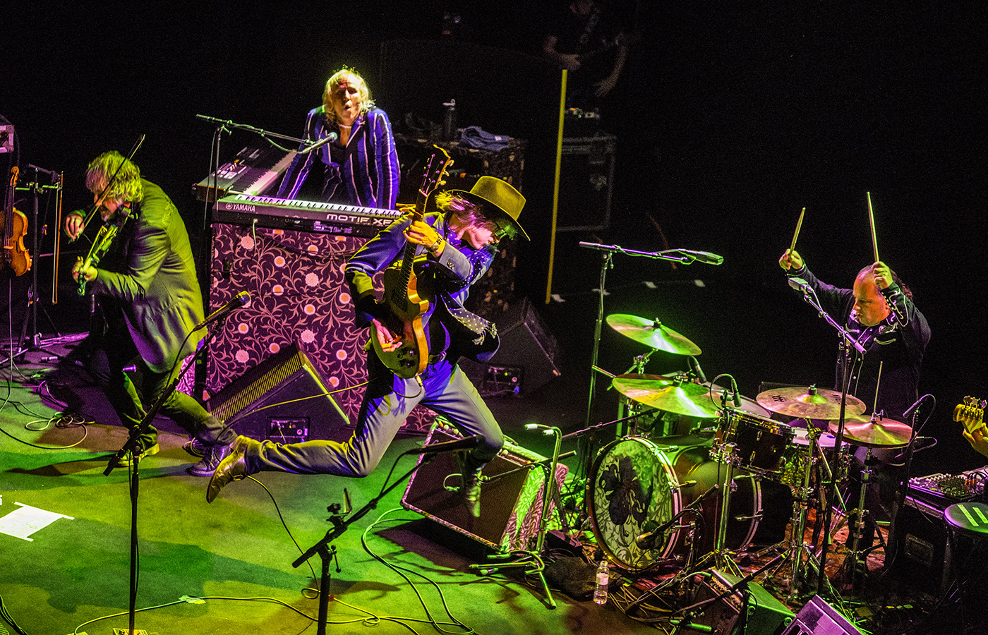 Line-up compleet met o.a. The Waterboys en Duff McKagan ft. Shooter Jennings